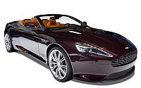 ASTON MARTIN DB9 2p Cabriolet
