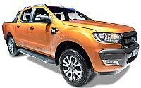 FORD Ranger VU 4p Pick-up