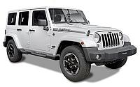 JEEP Wrangler Unlimited 4p SUV