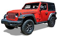 JEEP Wrangler 3p SUV