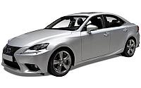 LEXUS IS 4p Berline