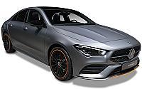 MERCEDES-BENZ CLA Coupe 4p Coupé