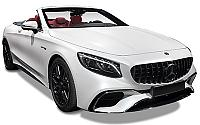 MERCEDES-BENZ Classe S Cabriolet 2p Cabriolet