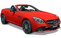 MERCEDES-BENZ SLC 2p Roadster