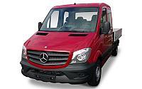 MERCEDES-BENZ Sprinter SC VU 2p Châssis cabine