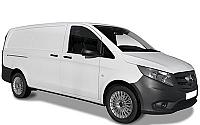 MERCEDES-BENZ Vito Extra Long VU 4p Fourgon