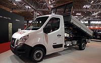 NISSAN NV400 - Benne + Coffre VU 2p Pick-up