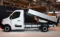 NISSAN NV400 - Chassis DC VU 4p Châssis double cabine