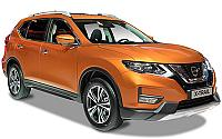 NISSAN X-TRAIL 5p Crossover