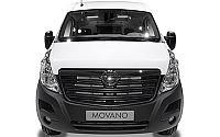 OPEL Movano Grand Volume VU 3p Châssis cabine / coffre