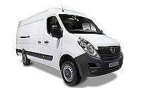 OPEL Movano Cabine Approfondie VU 4p Fourgon