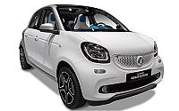 SMART Forfour 5p Berline