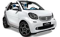 SMART Fortwo 2p Cabriolet
