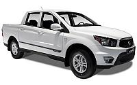 SSANGYONG Actyon Sports 4p Pick-up