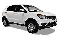 SSANGYONG Korando 5p SUV