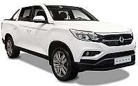 SSANGYONG Musso 4p Pick-up