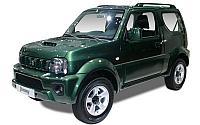 SUZUKI Jimny 3p SUV