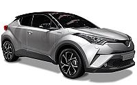 TOYOTA C-HR 5p Berline