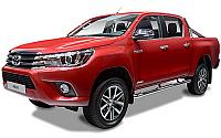 TOYOTA Hilux XC VU 4p Pick-up