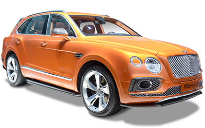 BENTLEY Bentayga 5p SUV