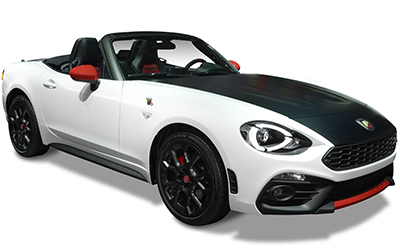 LLD ABARTH 124 Spider 2p Cabriolet 1.4 Turbo 170ch BVM