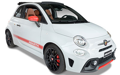 abarth 695c 2p cabriolet location longue dur e leasing pour les pros arval. Black Bedroom Furniture Sets. Home Design Ideas