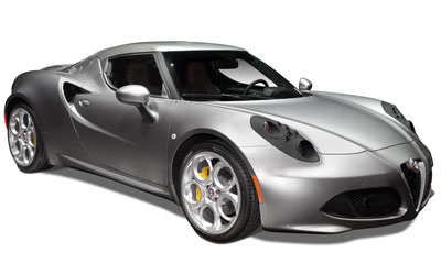 alfa romeo 4c 2p coup location longue dur e leasing pour les pros arval. Black Bedroom Furniture Sets. Home Design Ideas