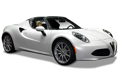 alfa romeo 4c spider 2p roadster location longue dur e leasing pour les pros arval. Black Bedroom Furniture Sets. Home Design Ideas