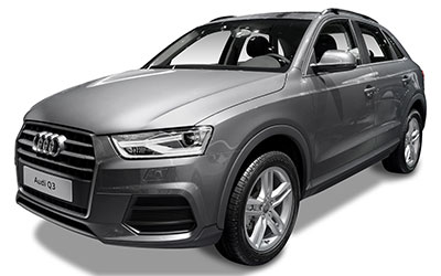 audi q3 5p suv lld et leasing arval. Black Bedroom Furniture Sets. Home Design Ideas