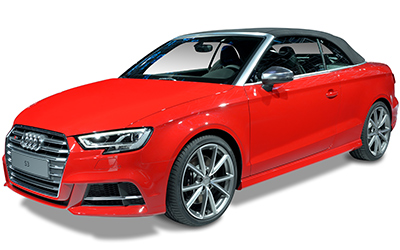 LLD AUDI S3 2p Cabriolet 2.0 TFSI quattro S tronic 7