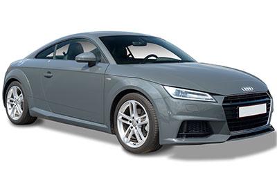 LLD AUDI TTS 3p Coupé 2.0 TFSI 310ch quattro S tronic 6