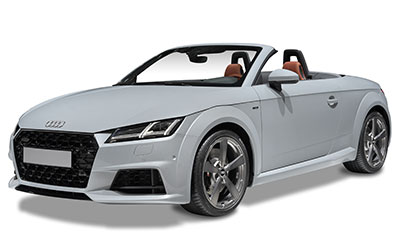 LLD AUDI TTS 2p Roadster 40 TFSI 306 quattro S tronic 7 cabriolet