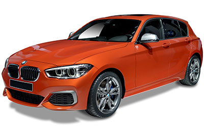 LLD BMW Série 1 VU 5p Berline 114d Première