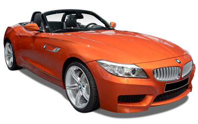 LLD BMW Z4 2p Roadster sDrive18i Lounge