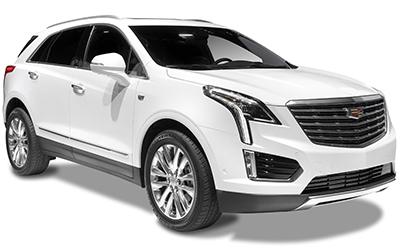 LLD CADILLAC XT5 5p SUV V6 3.6L AWD Luxury