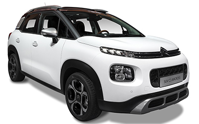 citroen c3 aircross 5p suv location longue dur e leasing pour les pros arval. Black Bedroom Furniture Sets. Home Design Ideas