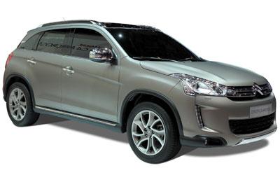 LLD CITROEN C4 Aircross 5p SUV 1.6 e-HDi115 4x2 Exclusive