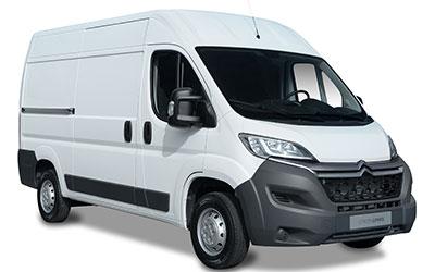LLD CITROEN Jumper CA VU 4p Fourgon 33 L2H1 BlueHDi 110 BVM6 Cab App Confort