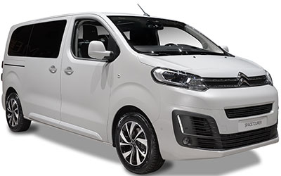 LLD CITROEN Spacetourer 4p Monospace (MPV) Taille M BlueHDi 115 S&S BVM6 Business