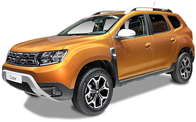 LLD DACIA Duster 5p SUV Duster Blue dCi 95 4x2