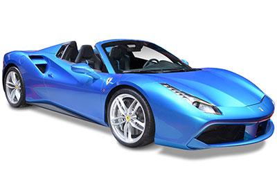 LLD FERRARI 488 2p Cabriolet 3.9 Spider