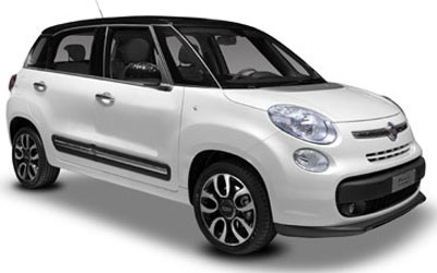 fiat 500l 5p monovolume location longue dur e leasing pour les pros arval. Black Bedroom Furniture Sets. Home Design Ideas