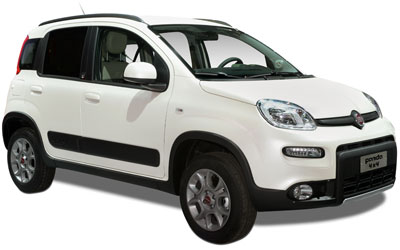 fiat panda 5p suv location longue dur e leasing pour les pros arval. Black Bedroom Furniture Sets. Home Design Ideas