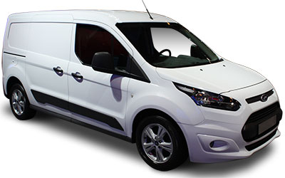 LLD FORD Transit Connect VU 5p Fourgonnette 1.5TD100 L1 cab. approf. Trend