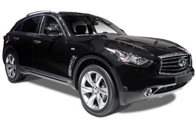 LLD INFINITI QX70 5p SUV 3.7 GT