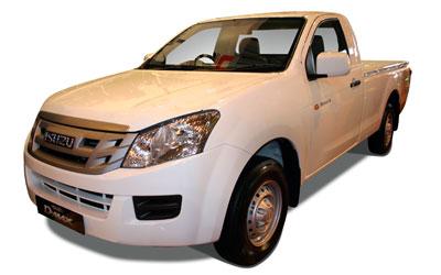 LLD ISUZU D-Max SC VU 2p Pick-up SATELLITE 4x2 1,9 - clim man