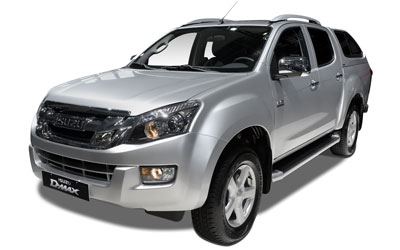 LLD ISUZU D-Max CA VU 4p Pick-up SATELLITE 4x4 1,9 A/C - clim man
