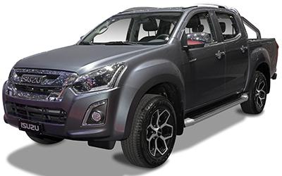 LLD ISUZU D-Max CA VU 4p Pick-up SATELLITE 4x4 1,9 A/C - clim man