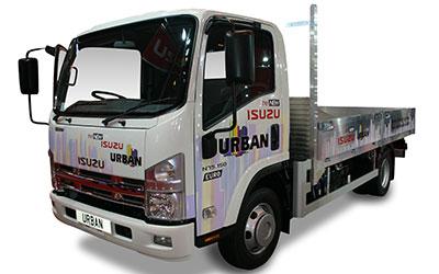 LLD ISUZU N Evolution SC VU 2p Châssis cabine 3.0 LS35 EU5 BAS