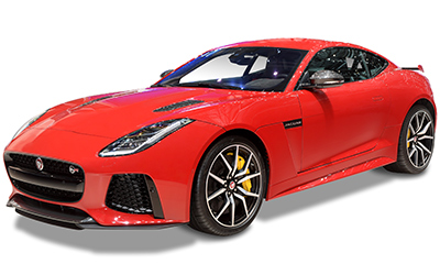 LLD JAGUAR F-Type 3p Coupé 3.0 V6 380